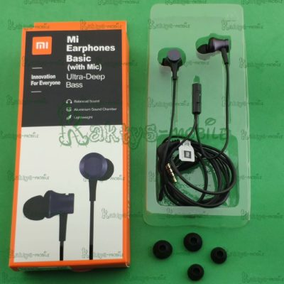 Наушники Xiaomi Mi Earphones Basic YDJC01JY (ZBW4400IN)